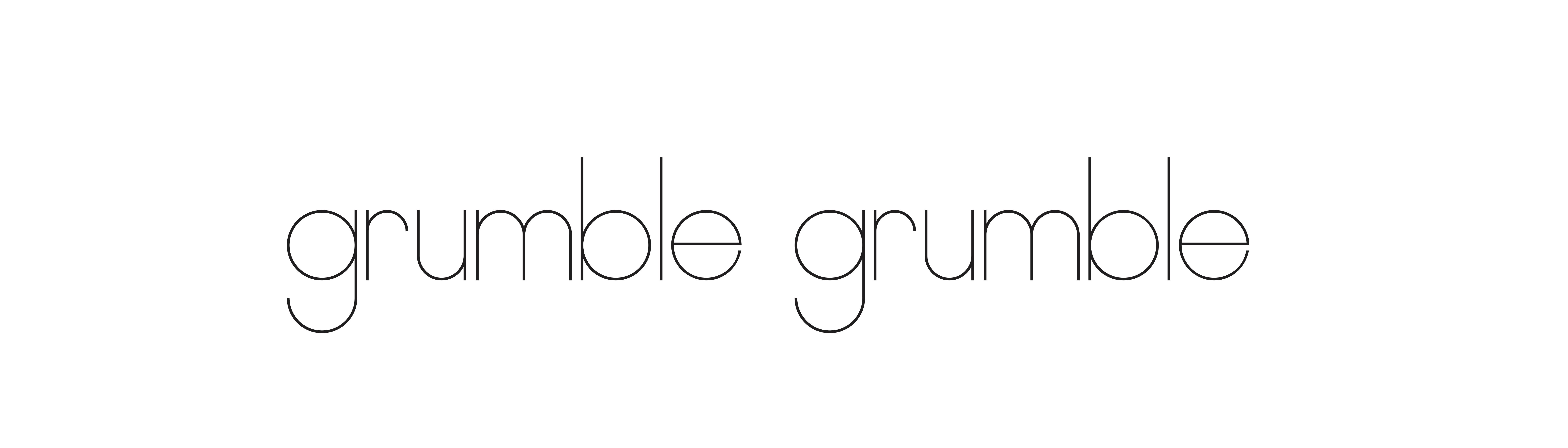 grumble grumble