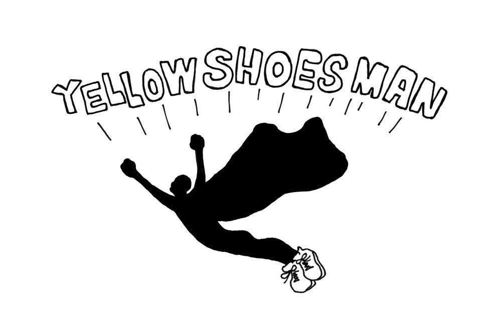 YELLOW SHOES MAN